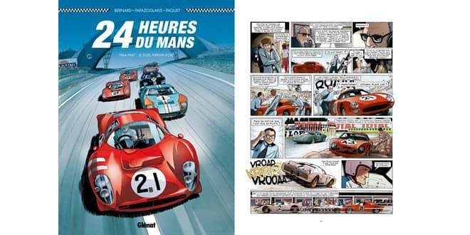 Le duel Ferrari - Ford aux 24 Heures du Mans