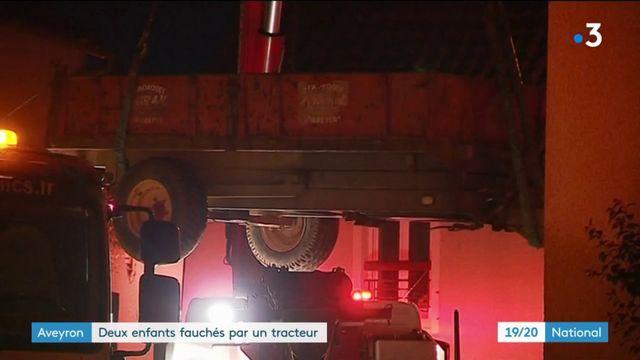 Aveyron : Le conducteur du tracteur qui a tué deux enfants était ivre