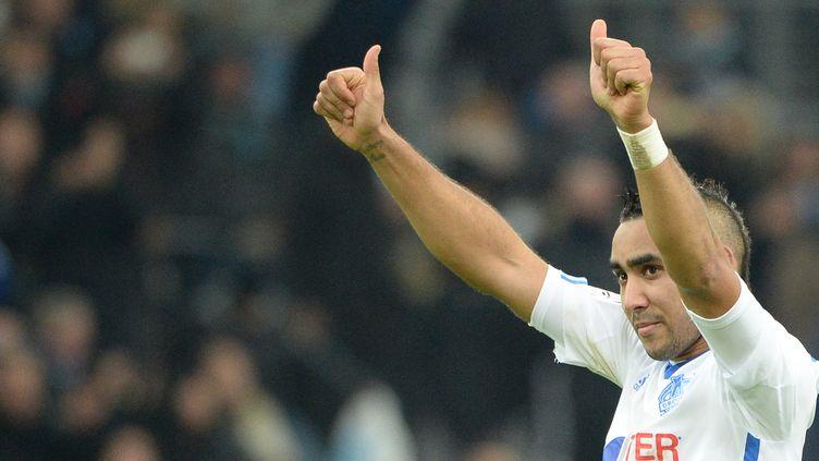 Dimitri Payet (Olympique de Marseille) (BORIS HORVAT / AFP)