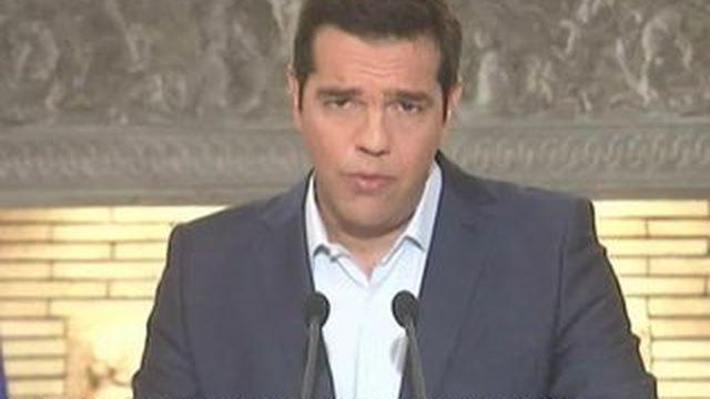 Grèce : Alexis Tsipras a démissionné