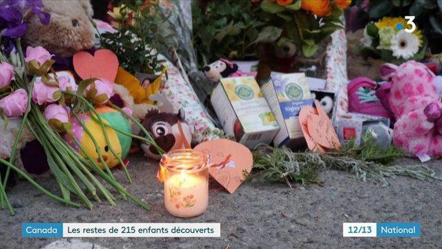 Canada : le pays sous le choc après la découverte d'un charnier d'enfants