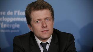 Arnaud Gossement, avocat et professeur associé en droit de l'environnement, le 16 avril 2013. (THOMAS PADILLA / MAXPPP)