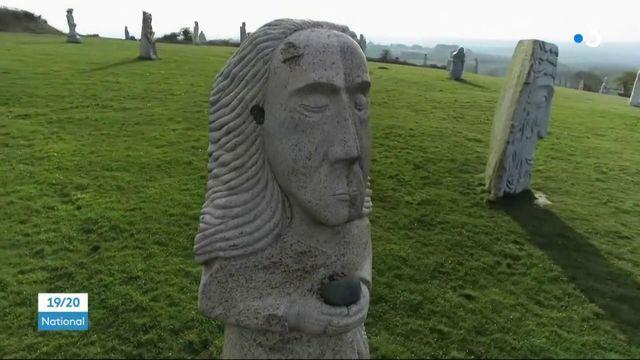 Patrimoine : la Vallée des Saints, le mystère de pierres de la Bretagne
