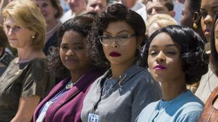 (de g. à dr.) Octavia Spencer (Dorothy Vaughan),Taraji P. Henson (Katherine Johnson) etJanelle Monáe (Mary Jackson) : les 3 héroïnes de la Nasa revivent grâce àTheodore Melfi  (Twentieth Century Fox)