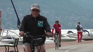 Annecy : une terre d'accueil pour les retraités en vacances (France 2)