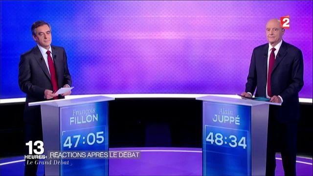 Primaire : réactions après le débat