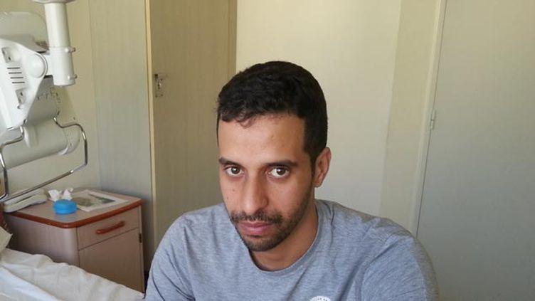 (Omar Dmoughi devrait rester encore six mois à l'hôpital © RF/ Elodie Guéguen)
