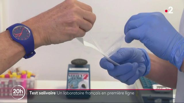 Coronavirus : un laboratoire français propose un dépistage inédit