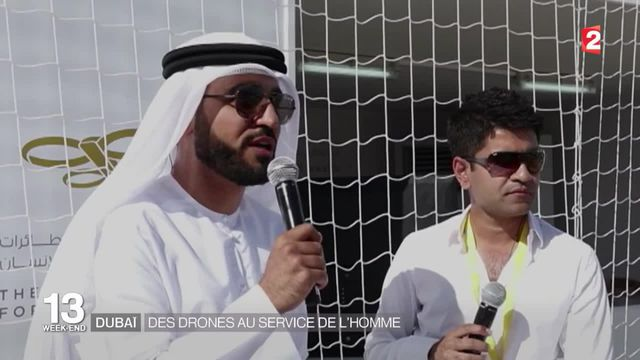 """Dubaï : quand une compétition récompense les meilleurs """"drones du quotidien"""""""