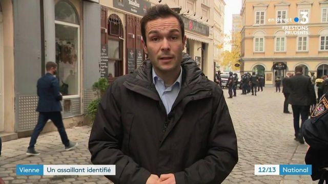Attaque à Vienne : un assaillant identifié