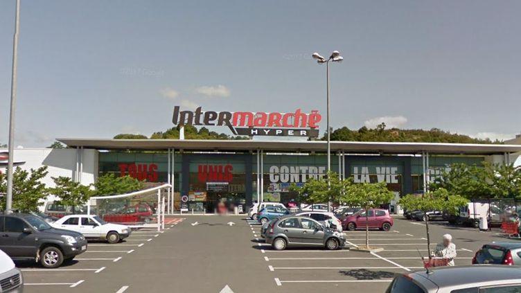Le patron de l'Intermarché deVillemagne-l'Argentière (Hérault) a proposé à ses salariés de supprimer les congés en juillet et août, dans une lettre qu'il leur a adressée le 31 juillet 2018. (GOOGLEMAPS)