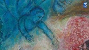 Rares pastels de Marc Chagall à Nice  (Culturebox)