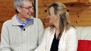 """Pierre Blanc a renoncé à être prêtre """"par amour pour Christine"""", en 2010. En 2015, il a écrit un livre sur son histoire. (JEAN-PIERRE BALFIN / MAXPPP)"""