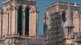 Notre-Dame de Paris. (France 2)
