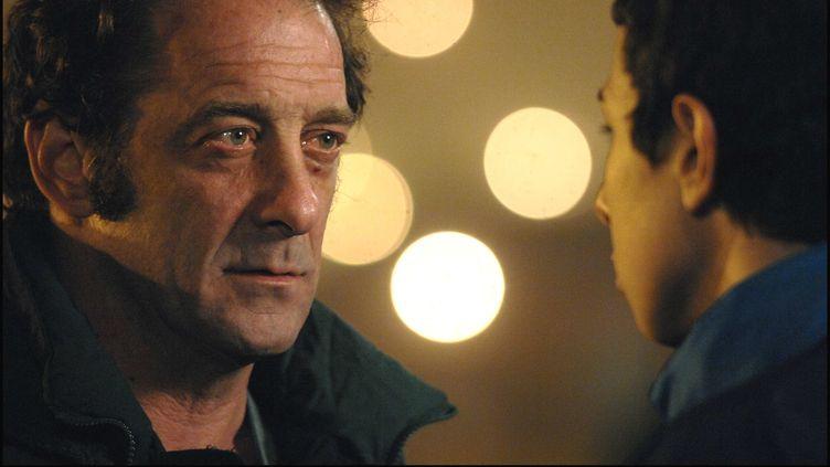 """L'acteur Vincent Lindon dans le film """"Welcome"""", sorti en salle en 2009. (NANA PRODUCTIONS / SIPA)"""