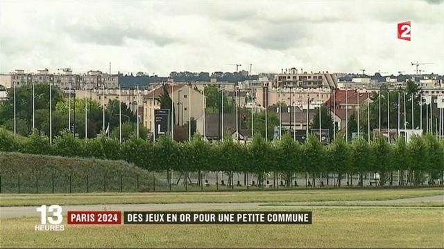 Paris 2024 : des jeux en or pour la petite commune de Dugny