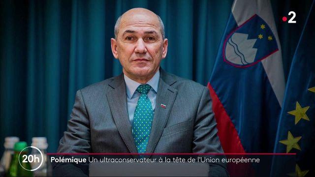 L'arrivée d'un ultraconservateur à la tête de l'Union européenne fait polémique