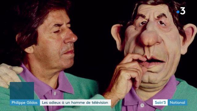 Philippe Gildas, une folle carrière