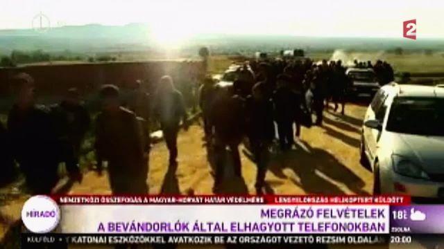 Complément d'enquête. La propagande anti-migrants de la télé hongroise