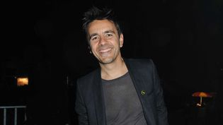 Laurent Garnier à Paris, octobre 2010.  (COLLOT/SIPA)