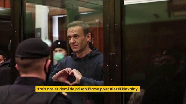 Russie : Alexeï Navalny emprisonné plusieurs années