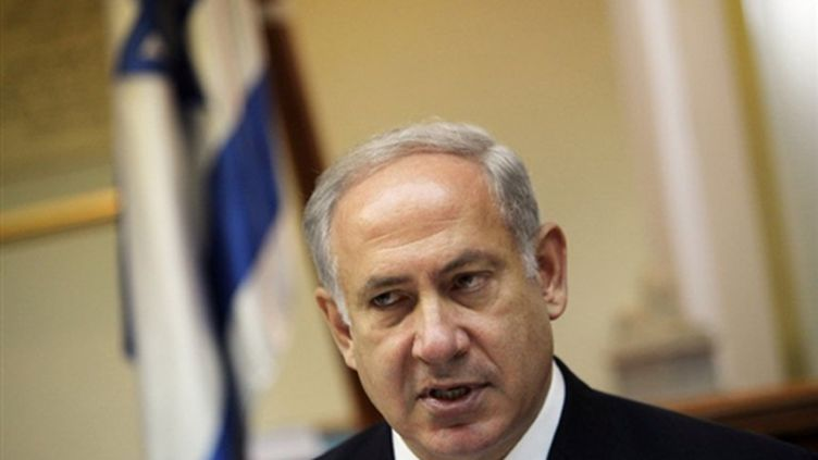 Premier ministre israélien Benjamin Netanyahu. (AFP Jim Hollander)