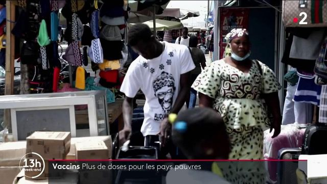 Covid-19 : la France annonce doubler ses dons de vaccins à destination de l'Afrique