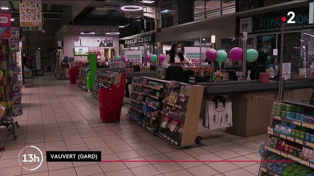Gard : un supermarché de Vauvert s'adapte aux personnes autistes