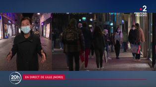 La reprise était devenue urgente et essentielle pour de nombreuses enseignes. À Lille (Nord), les commerces pourront ouvrir sept jours sur sept, et élargir leur plage horaire pour éviter les attroupements. (France 2)