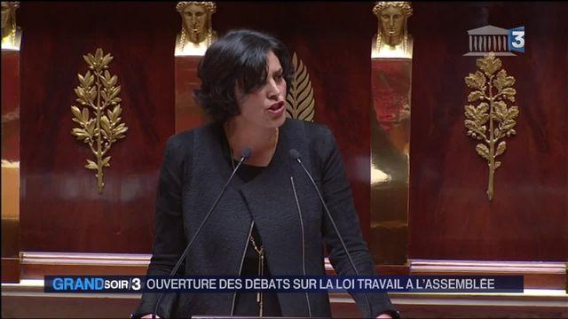 Loi Travail : le texte de Myriam El Khomri examiné par les députés