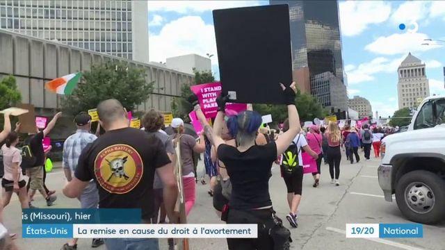 États-Unis : certains États remettent en cause le droit à l'avortement