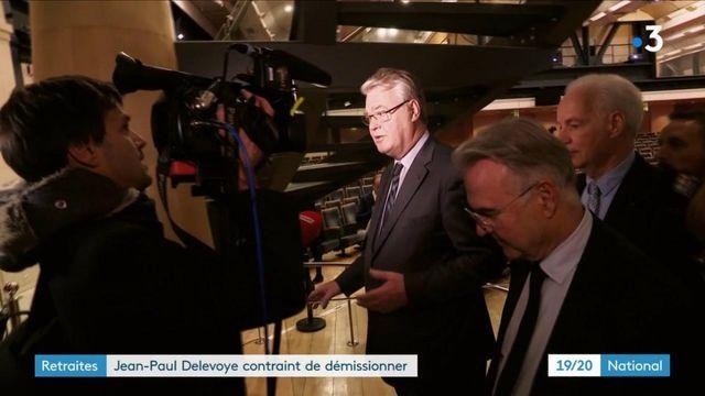 Retraites : Jean-Paul Delevoye contraint de démissionner du gouvernement