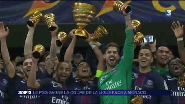 Coupe de la Ligue : le PSG intraitable