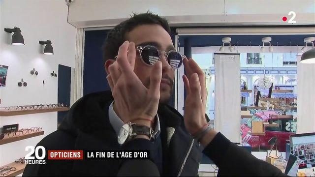 Opticiens : la fin de l'âge d'or