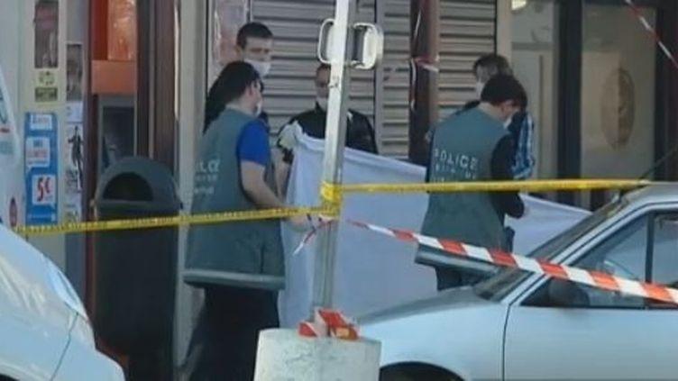 Deux militaires abattus à Montauban et un troisième grièvement blessé jeudi 15 mars 2012 ( FRANCE 3)