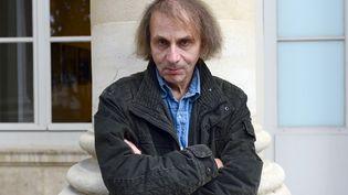 L'écrivain Michel Houellebecq à Paris, le 5 novembre 2014. (MIGUEL MEDINA / AFP)