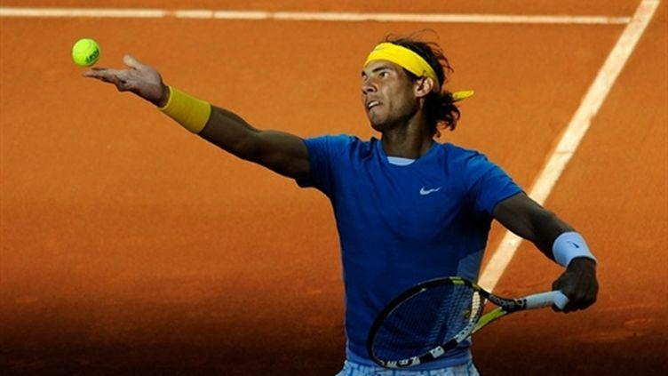 Rafael Nadal (DANI POZO / AFP)