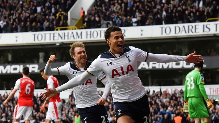 Tottenham enfonce Arsenal (BEN STANSALL / AFP)