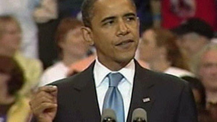 Barack Obama (archives) (© France)