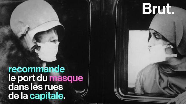 En France, c'est une pratique nouvelle. Mais au Japon comme en Chine, porter un masque lorsque l'on sort de chez soi, ça se fait depuis longtemps. Voilà pourquoi.