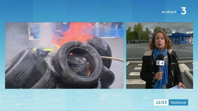 Michelin : la colère des 619 salariés de La Roche-sur-Yon