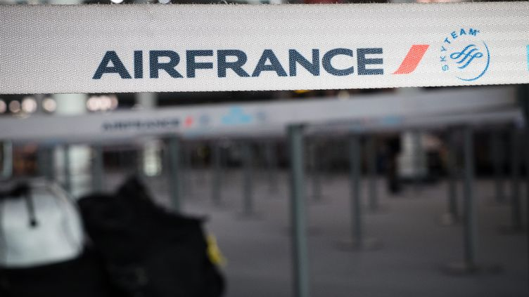 Un salarié condamné à la fois pour harcèlement chez Air Franc e et pour avoir terni l'image de l'entreprise. (MAXPPP)