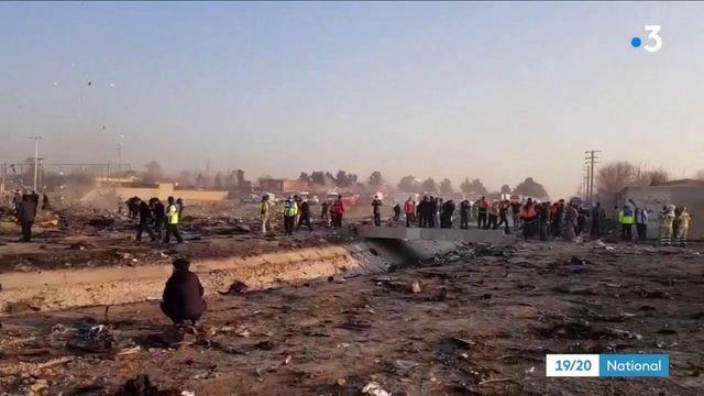 Crash du Boeing 737 : l'Iran avoue avoir abattu l'avion et s'excuse