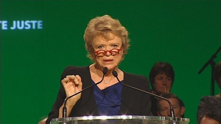 Eva Joly (AFP)