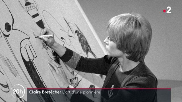Claire Bretécher : une pionnière s'est éteinte