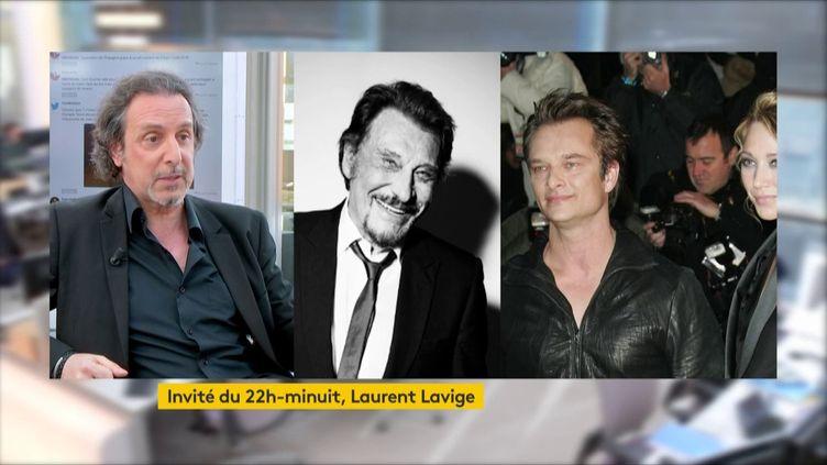 Laurent Lavige (FRANCEINFO)
