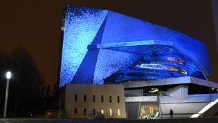 Philharmonie : un an et 1,2 millions de visiteurs  (LOIC VENANCE / AFP)
