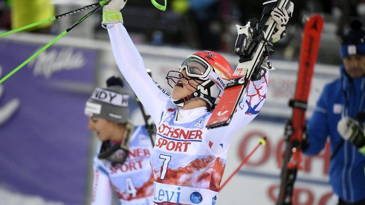 La Slovaque Petra Vlhova