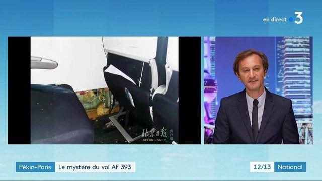 Vol AF 393 : un trajet Pékin-Paris qui aurait pu virer au drame