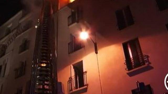 Incendie mortel à Paris : deux départs de feu successifs dans la nuit
